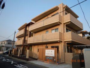 コンクリート造(千葉県習志野市)